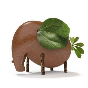 LOCOMO Family - Elmer de olifant