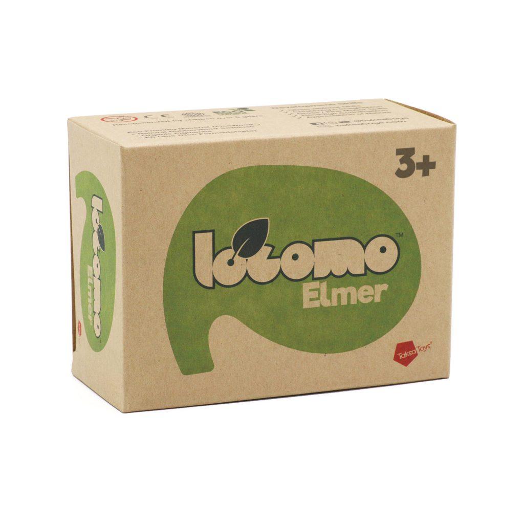 LOCOMO Family Elmer