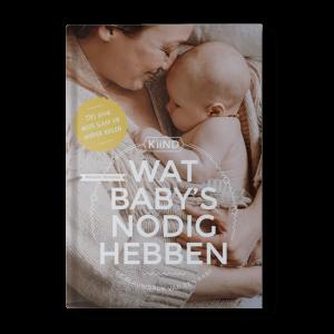 Wat baby's nodig hebben