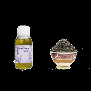 Het Blauwe Huis lavendel Olie