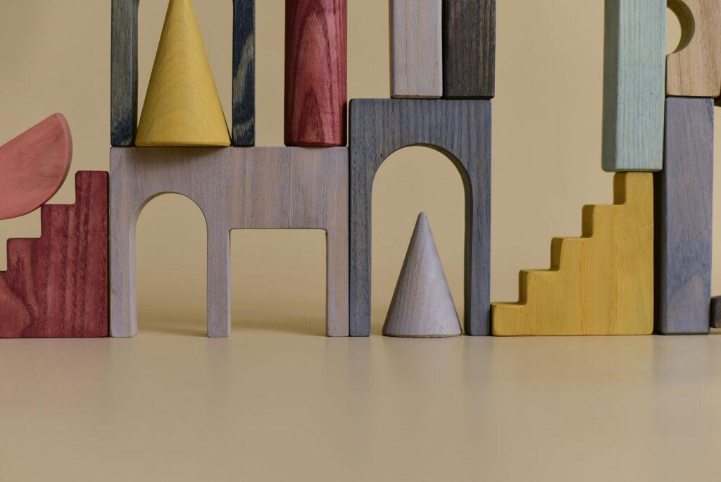 minmin houten bouwblokken