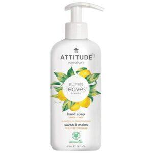 ATTITUDE - Handzeep - lemon leaves