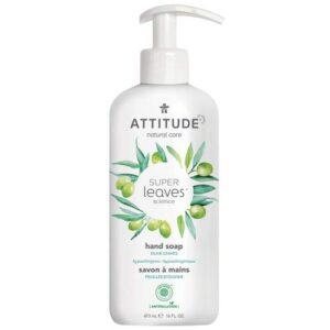 ATTITUDE - Handzeep - olive leaves