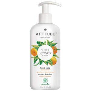 ATTITUDE - Handzeep - orange-leaves